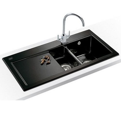 Www Franke Kitchen Sinks : Franke Kitchen Sinks Zodiaco Zot 621 Microdekor Picture